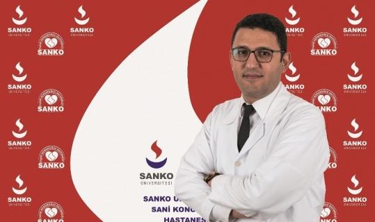 SANKO Üniversitesi Öğretim Üyesi Doç. Dr. Küçükdurmaz: