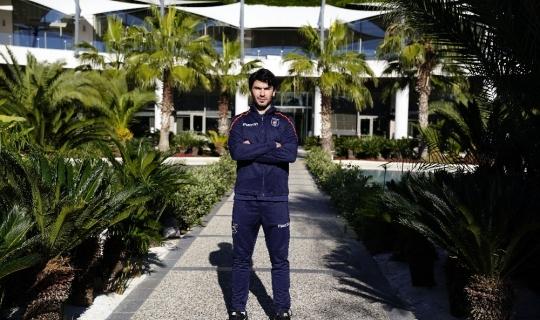 """Serdar Taşçı: """"Hayalimde her zaman Türkiye'de oynamak vardı"""""""