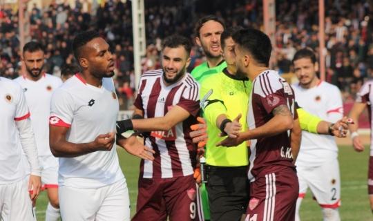 Spor Toto 1. Lig: Hatayspor: 3 - Gençlerbirliği: 1