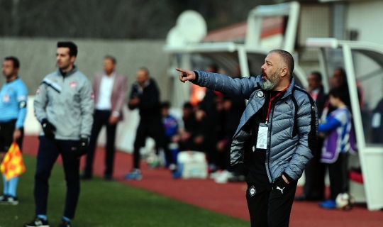 Spor Toto 1. Lig: Ümraniyespor: 2 - Altay: 3