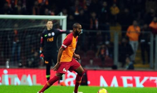 Spor Toto Süper Lig: Galatasaray: 3 - Ankaragücü: 0 (İlk yarı)