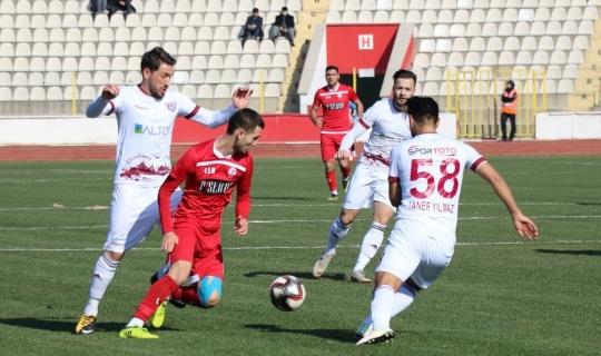TFF 2. Lig: Kahramanmaraşspor: 2 - Bandırma Baltok: 1