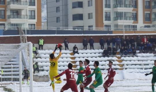 TFF 2. Lig: Tokatspor: 4 - Darıca Gençlerbirliği: 0