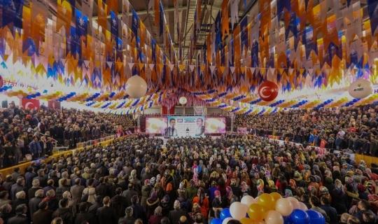 Tokat'ta AK Parti'nin 7 ilçede başkan adayı değişti