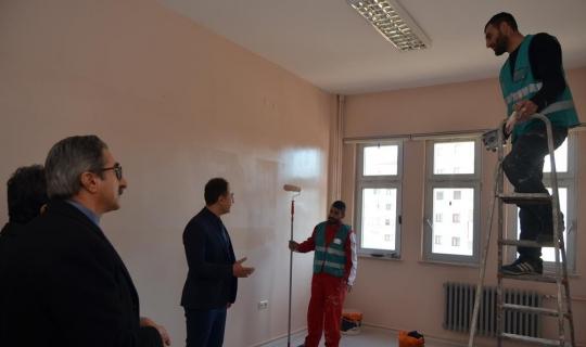 Trabzon'da denetimli serbestlikten yararlanan 149 hükümlü çalışıyor