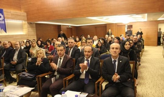 Trabzon'da 'Turizmin Güçlü Yarınları İçin Geleceği Planlayan Gençler' projesinin açılış toplantısı yapıldı