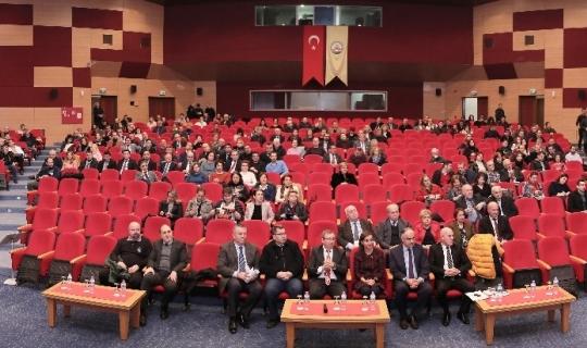 """Trakya Üniversitesinde """"Kalite İç Değerlendirme Programı"""" bilgilendirme toplantısı"""