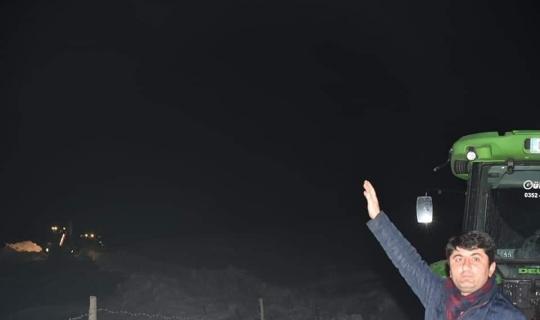 Tufanbeyli'de mahsur kalan 9 kişiye ulaşıldı