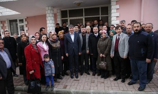 """Başkan Türel: """"Korkuteli'ne 213 milyonluk yatırım yaptık"""""""