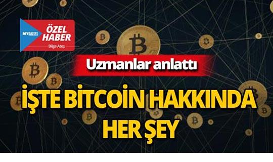 Türkiye Bitcoin camiasının önemli isimleri anlattı! İşte Bitcoin hakkında her şey!