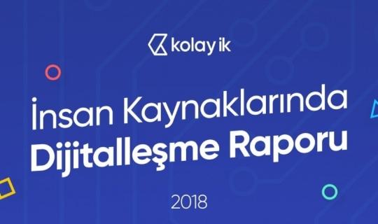 Türkiye'deki şirketlerin yüzde 53'ü İK süreçlerini dijital ortamda yönetiyor