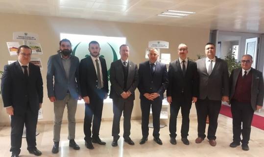 Türkiye'nin ilk Helal Turizm Çalıştayı