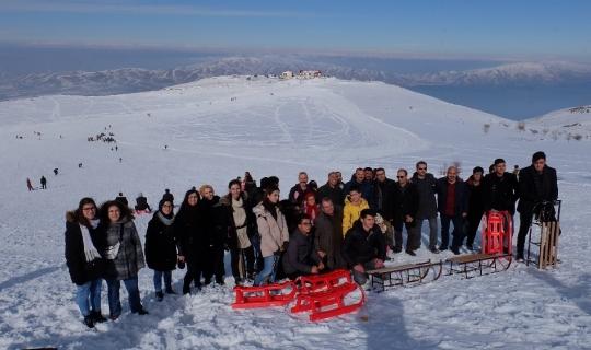 Vali Kaldırım, karla mücadele çalışmalarını inceledi