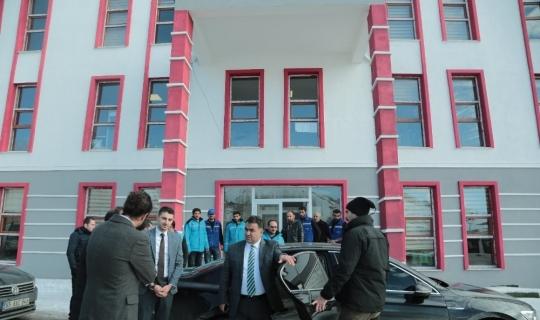 VASKİ'nin yenilenen ilçe binaları hizmete girdi