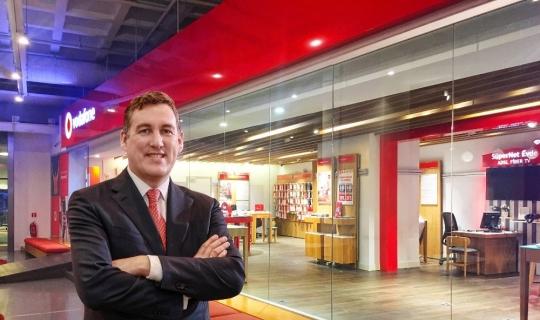 Vodafone Türkiye 3'üncü çeyrek sonuçlarını açıkladı