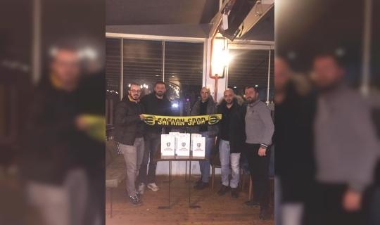 Yalovalı amatör kulüpten Vanlı öğrencilere destek