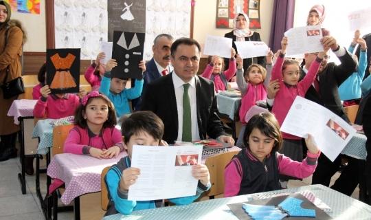Yozgat'ta 74 bin 882 öğrenci karne heyecanı yaşadı