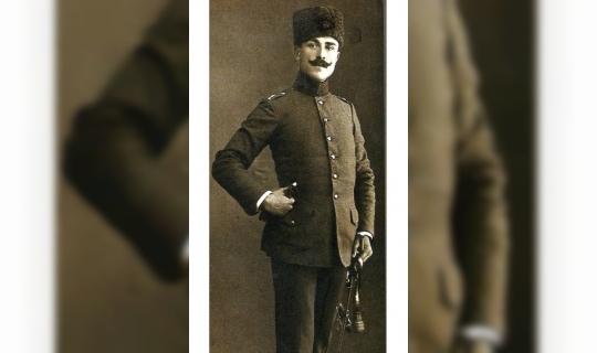 Yüzbaşı Mustafa Ertuğrul Kaş'ta anılacak