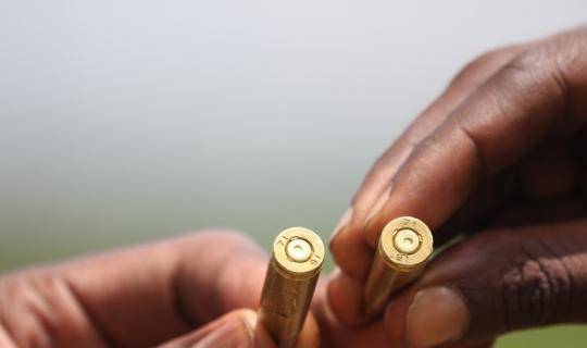 Zimbabve'de 68 kişi ateşli silah yaralanmalarıyla hastaneye getirildi