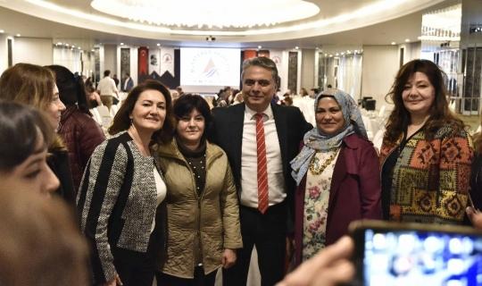 3 bin 500 kadın Muratpaşa'da Türkiye haritası canlandıracak