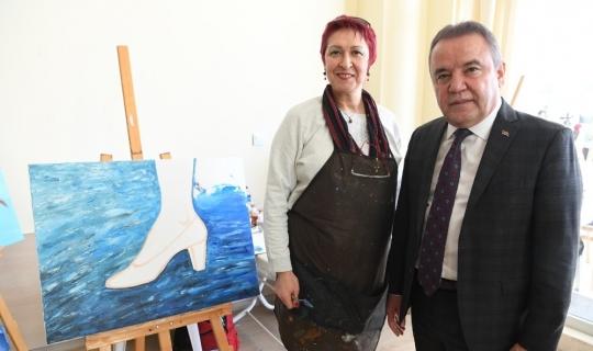 8 Mart'a özel, Resim ve Seramik Yarışması başvuruları başladı