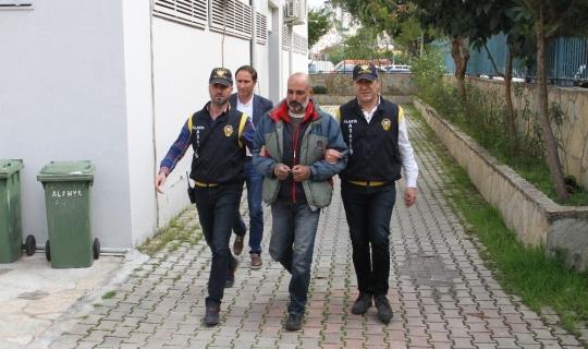 Alanya'da arkadaş cinayeti şüphelisi tutuklandı