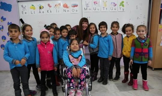 Alanya'da bu yılki tema 'Mutluluk Çocuğa Yakışır' oldu