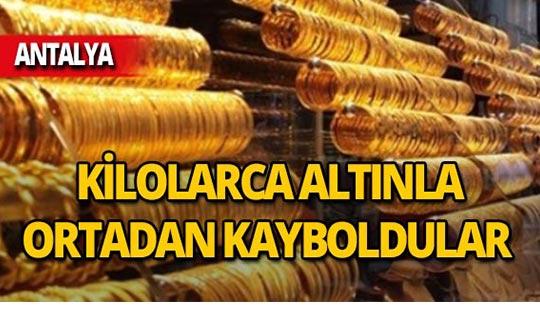 Antalya'da akılalmaz soygun!