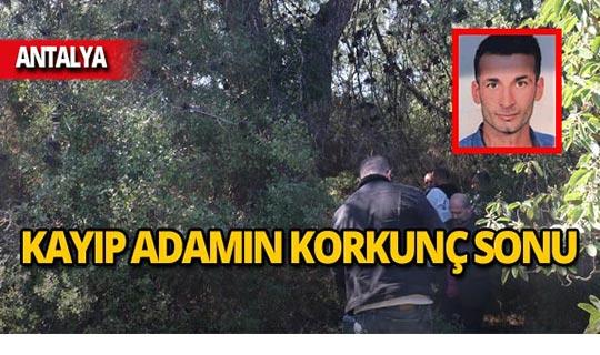 Antalya'da dehşete düşüren olay!