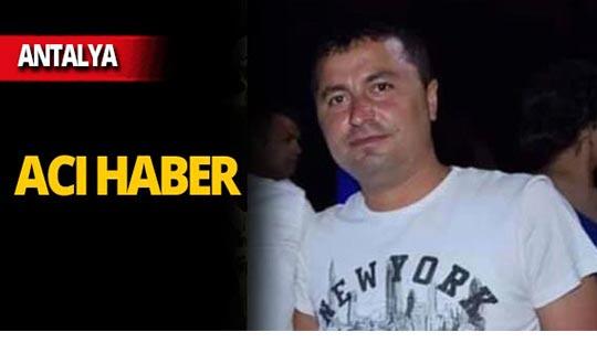 Antalya'daki feci kazada ölü sayısı 2'ye yükseldi!