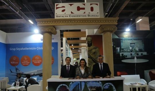 Antalya Kongre Bürosu Antalya'yı tek çatı altında topladı