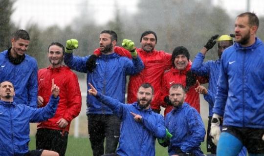 Antalyaspor'da Başakşehir hazırlıkları sürüyor