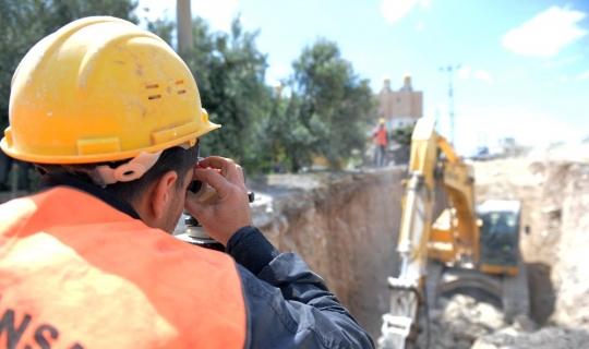 ASAT'tan 19 ilçeye 1067 km kanalizasyon hattı