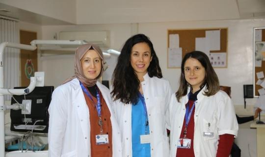 AÜ Diş Hekimliği Fakültesi'nde ağız kanserine erken teşhis