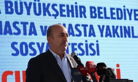"""Bakan Çavuşoğlu: """"2023'te sadece sağlık turizminden 50 milyar dolar kazanacağız"""""""
