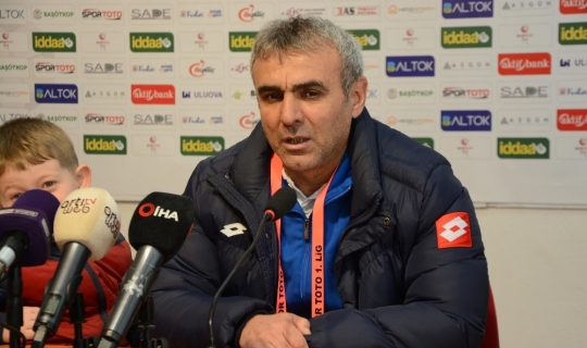 Balıkesirspor Baltok - Tetiş Yapı Elazığspor maçının ardından