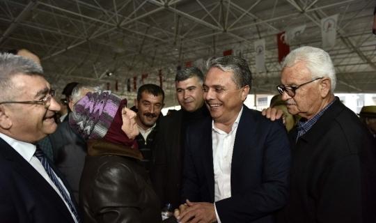"""Başkan adayı Uysal: """"Yedi Arıkları Antalya'ya kazandıracağız"""""""