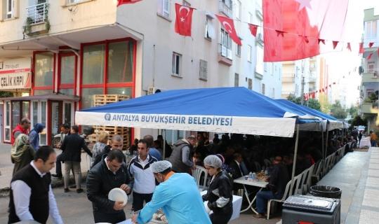 Büyükşehir'den 34 bin kişiye son görev