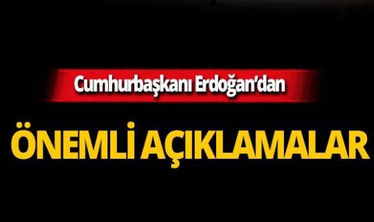 Cumhurbaşkanı Erdoğan Burdur'da müjdeyi verdi!