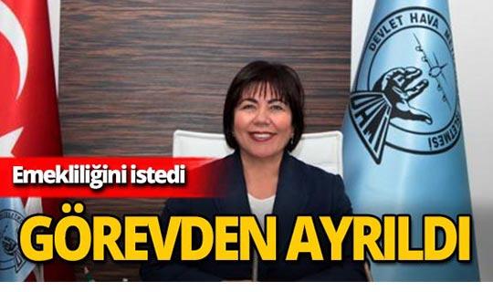 DHMİ Genel Müdürü görevden ayrıldı!