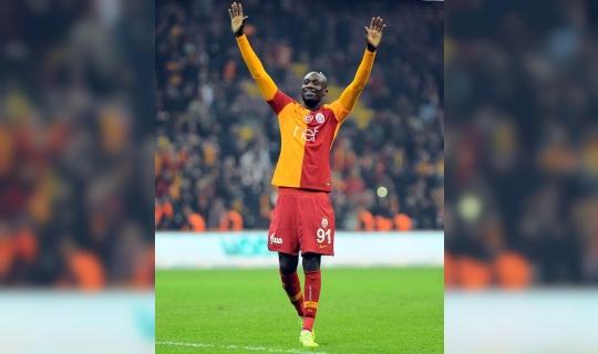 Diagne'den maç sonunda üçlü
