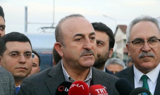 Bakan Çavuşoğlu'ndan BM'nin Kaşıkçı raporuyla ilgili açıklama