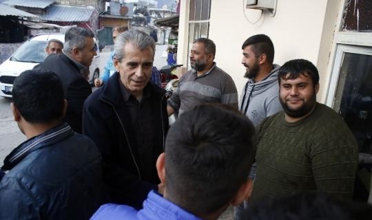 """Dülgeroğlu: """"Karşınızda tecrübe ve usta var"""""""