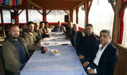 Dülgeroğlu'ndan sahil işletmecilerine ziyaret