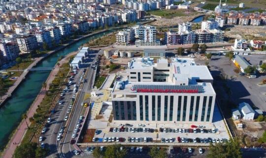 Finike Devlet Hastanesi sınıf atladı