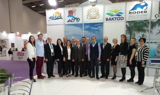 İzmir'de Alanya tanıtımı gerçekleştirildi