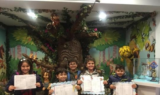 Kepez Oyuncak Müzesi 15 bin 601 öğrenciyi ücretsiz ağırladı