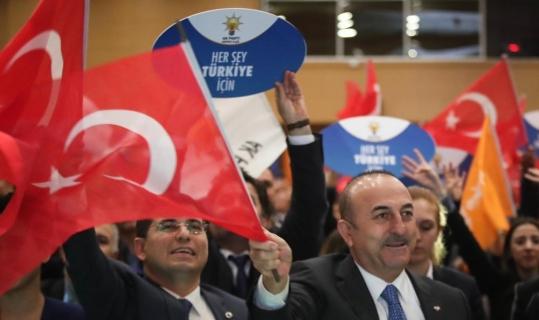 Kepez'de seçim startı verildi