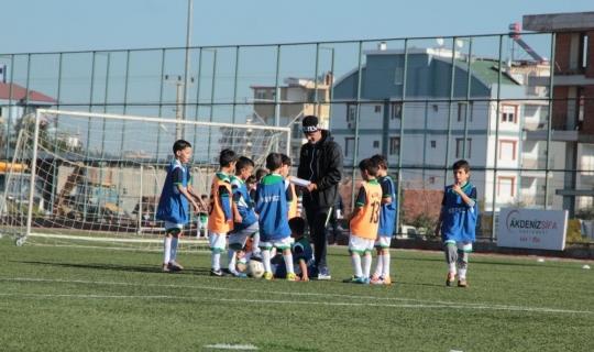 Kepez'in Yıldızları Spor ve Eğitim Projesi