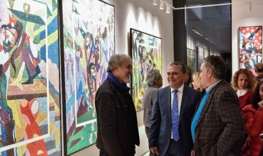 'Kıyısız Dalgalar', Türkan Şoray Kültür Merkezi'nde